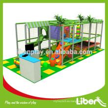 Equipo de juego de interior de niño pequeño para guardería con diseño gratuito