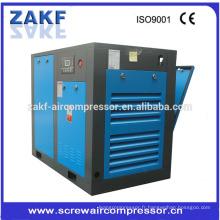 Compresseurs lubrifiés à l'huile 380v 50hz 100hp air compresseur d'air industriel