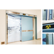 Noiseless Medical Hermetic Doors for Hospitals