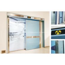 Высокопрочного алюминия для герметичного автоматические раздвижные двери