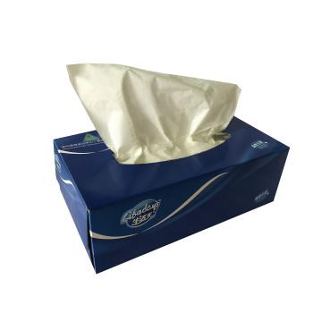 lenço de tecido facial