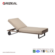 Bitta Outdoor Tressage Lounge Chaise longue OZ-OR006
