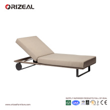 Outdoor Bitta Braiding Lounge Deckchair OZ-OR006