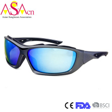 Men′s Fashion Designer Sport UV400 Protection PC Sunglasses (14365)