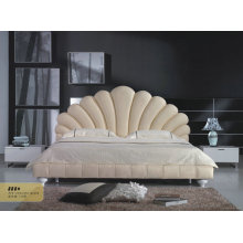 Bedroom Furniture, Modern Leather Bed (888)