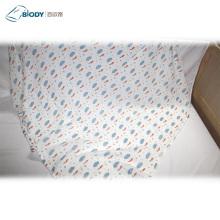 Бесплатные вязания хлопка муслина детское одеяло