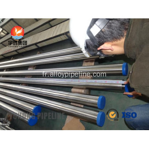 Pipe sans couture d'Inconel 718