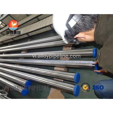 Inconel 718 liền mạch ống