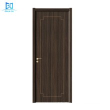 GO-A002 bedroom door wooden modern panel door designer door