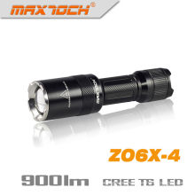 Maxtoch ZO6X-4 enfoque Cree Led Linterna Zoom