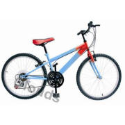 "Unique Design Steel Durable Small Kids Bike 26"" Boys Mounta"