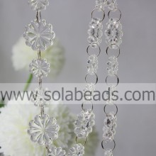 Supply 20MM&29MM Crystal Beading Chain Trimming