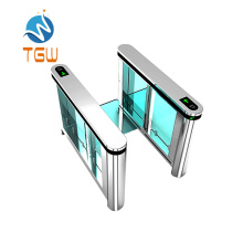 Europe Access Control Barrier Gate Automatic Speed Turnstile Gate Opener for Airport