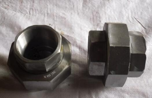 MSS SP-83 SOCKET WELD FORGED UNION
