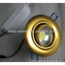 citizen COB 7W led downlight 85-265V CE RoHS