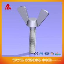 Perno de ala del acero inoxidable DIN316