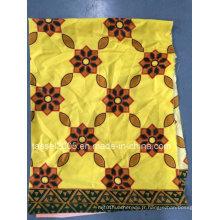 Cire africaine Imprime le tissu W2015002