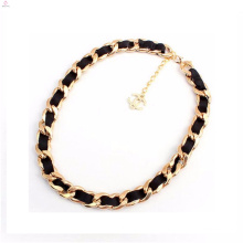 Wholesale fabrics silver / gold clothing decorative metal chains