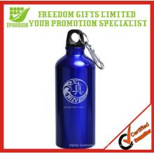 Logo bedruckt Sport Aluminium Wasserflasche