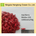 New Crop Ningxia Certified Goji Berries Bulk Precio al por mayor