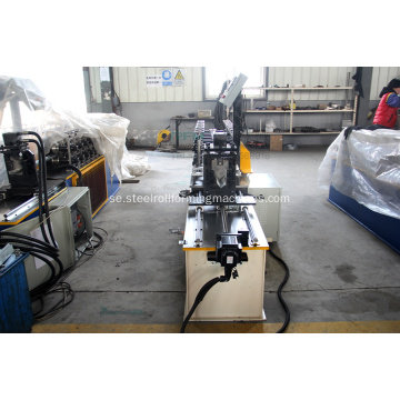 Metal Angle Roll Tidigare Machine