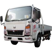 Caminhão leve da carga YN4100qbz do dever HOWO de 4 toneladas