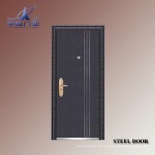 Diseño de puerta única de hierro-Yf-S122