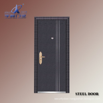 Iron Single Door Design-Yf-S122