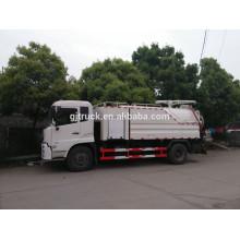Dongfeng camión de succión de aguas residuales / camión lavabo camión de aguas residuales / lavabo camión de lavado / camión de limpieza de alcantarillado de alta presión
