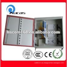 Aucas caja de empalme de telecomunicaciones 30 pares - 100 pares fabricados en china