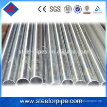 Los productos más vendidos astm a53 caliente tubería de acero galvanizado