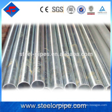Hot selling 2016 welded galvanized steel pipe