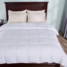 Queen Comforter Duvet Insert White - Hypoallergenic, Plush Siliconized Fiberfill, Box Stitched, Down Alternative Comforter, Protects Against Dust Mites