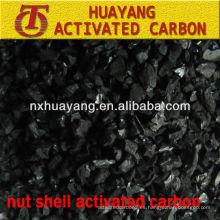 Huayang diferente tamaño de partícula AC008 shell shell carbón activado