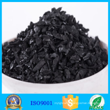 Petroleum-based activated carbon