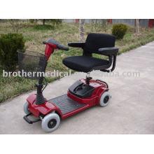 Mini motoniveladora 4 ruedas