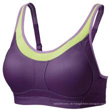 Custom Design Dri-Fit Yoga BH, Sport-BH, Sport-BH der China-Fabrik, Frauen tragen