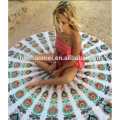 2017 alson drop shipping Yoga Mat sunscreen shawl wrap skirt tassels cotton beach towel