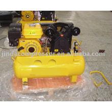 5.5HP compresseur d'air de 50 litres à moteur à essence