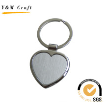 Special Heart Shape Metal Keychain for Gift (Y02301)