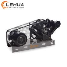 База 7,5 кВт 10 л. с. установлен компрессор без бака