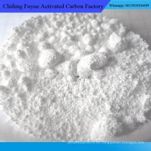 Súper blanco 98% blanqueamiento BaSO4 Precipitado sulfato de bario en polvo