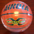 Basketball Customized Wear-Resisting Quality Cheap 8pieces 4#5#6#7# Aurora5123-2 PU Basketball