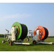 wheel sprinkler hose reel irrigation system cart