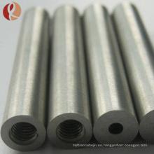 Precio de tubo de molibdeno puro de 99,95% de alta calidad en stock