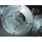 Zinc aluminum alloy wire