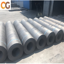 RP 200mm Graphite electrodes for steel refining furnace