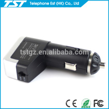 Personalized customized cell phone micro usb car charger 12V