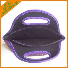 Promotional Custom high quality Printed neoprene lunch bags for kid