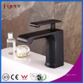 Fyeer 2016 New Orb Black Antique Brass Waterfall Basin Faucet